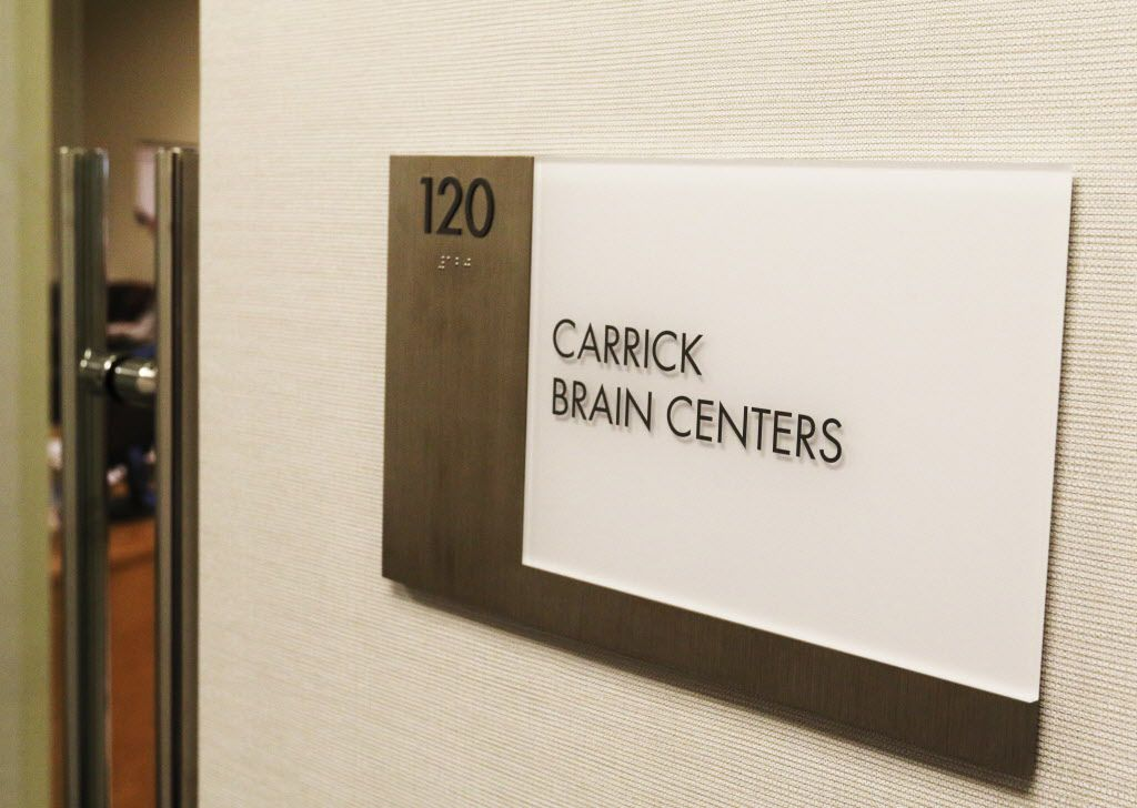 The Carrick Brain Centers has changed its name to Cerebrum Health Centers.