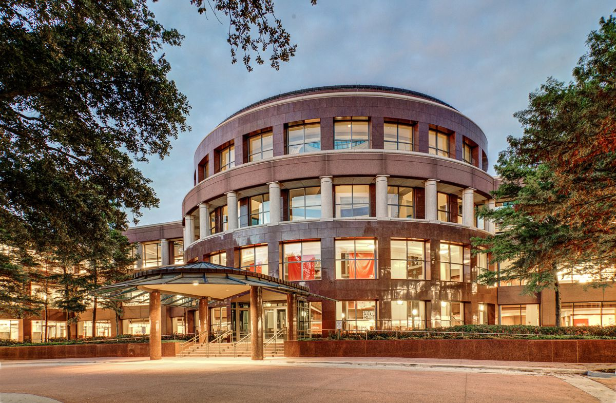 NTT Data is renting 200,000 square feet of the former Penney headquarters in Plano. (Christopher Mann/CBRE)