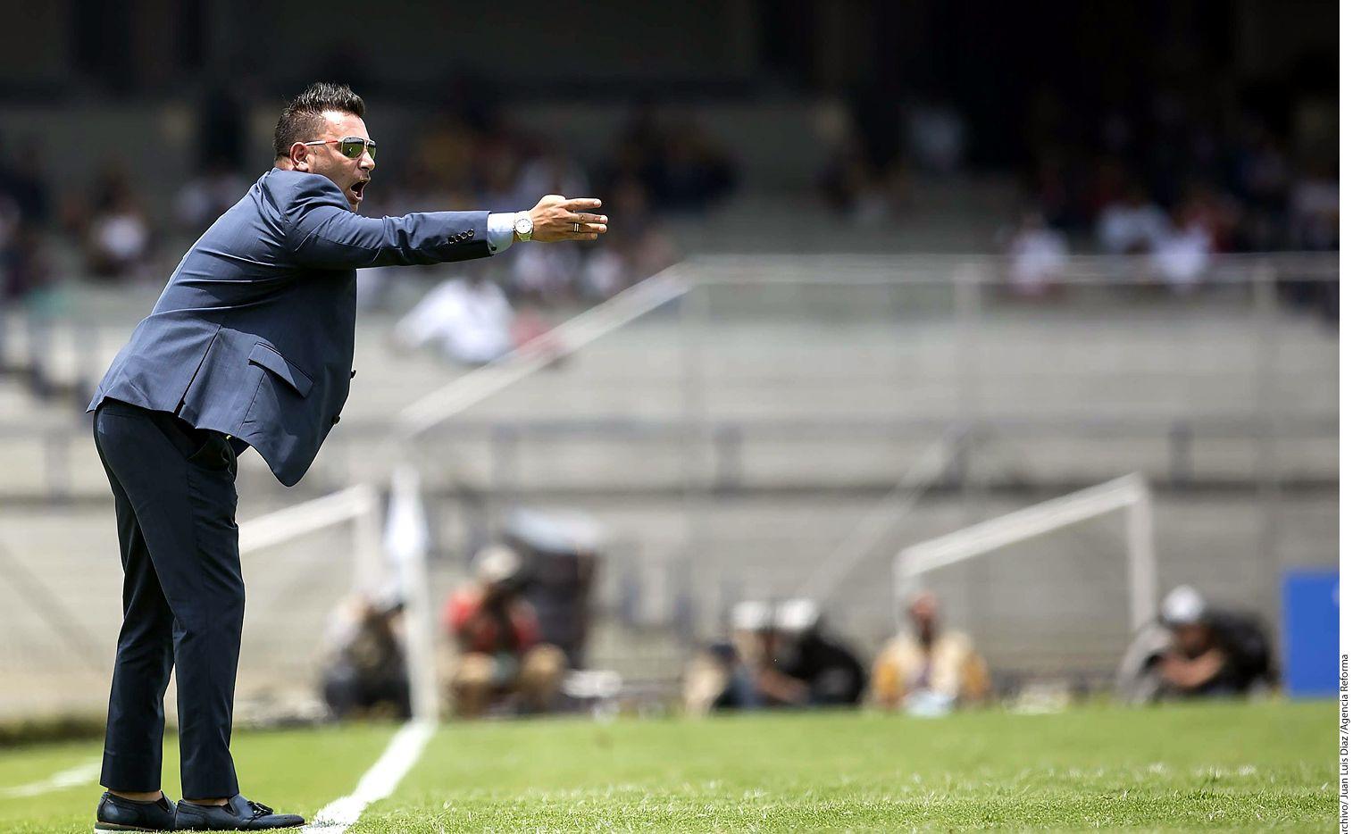 Antonio hamed descartó actuar legalmente en contra del jugador Walter Gargano./ AGENCIA REFORMA