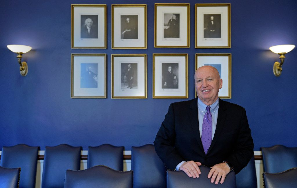"""House Ways and Means Committee Chairman Rep. Kevin Brady, a Texas Republican, says that the House will be """"ready to act"""" on taxes, health care and other key issues. (AP Photo/Susan Walsh)"""