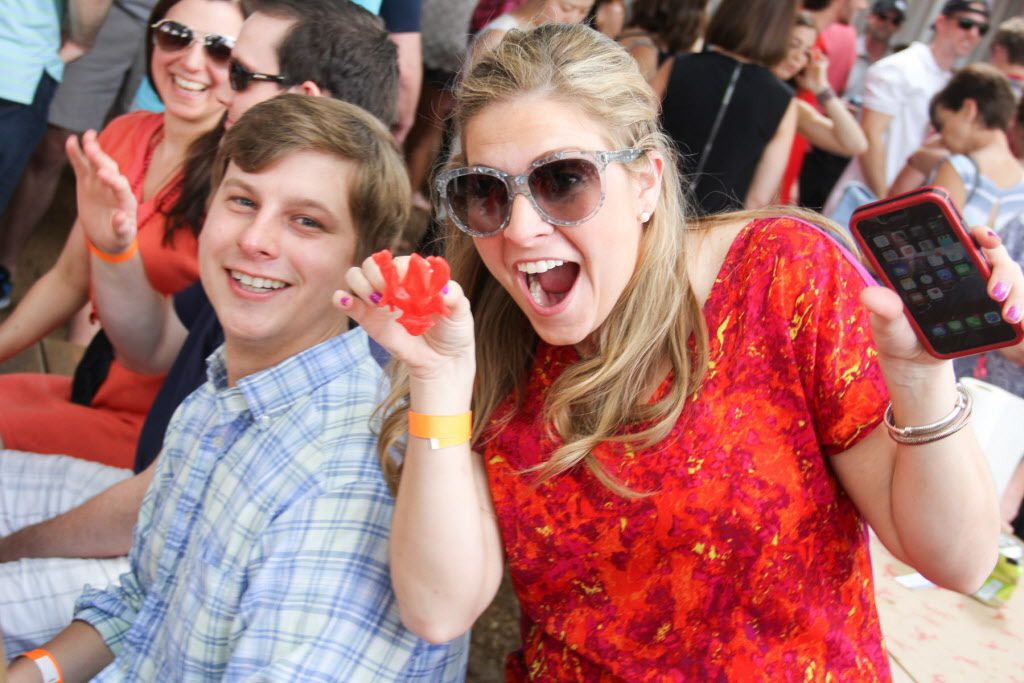 Boil for the Brave crawfish boil benefitting Veterans Rehabilitation program was held at The Rustic in Uptown on April 18, 2015