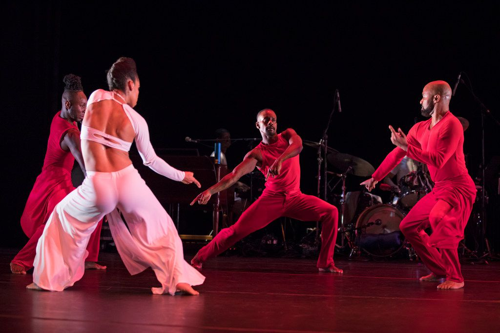 Ronald K. Brown's Grace contains a variety of music and dance styles, from sacred jazz and African pop to traditional Senegalese and contemporary dance club sounds.