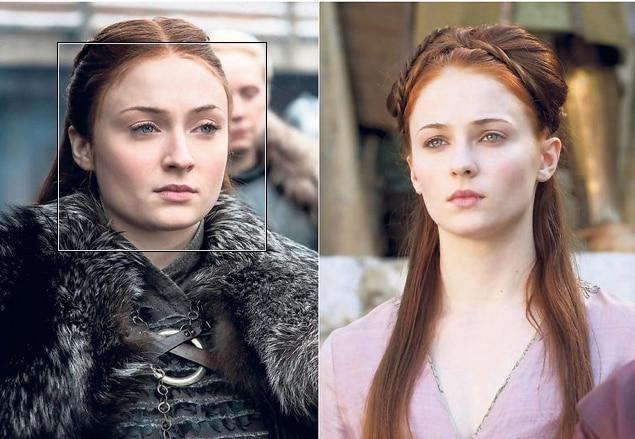 Sansa Stark. HBO