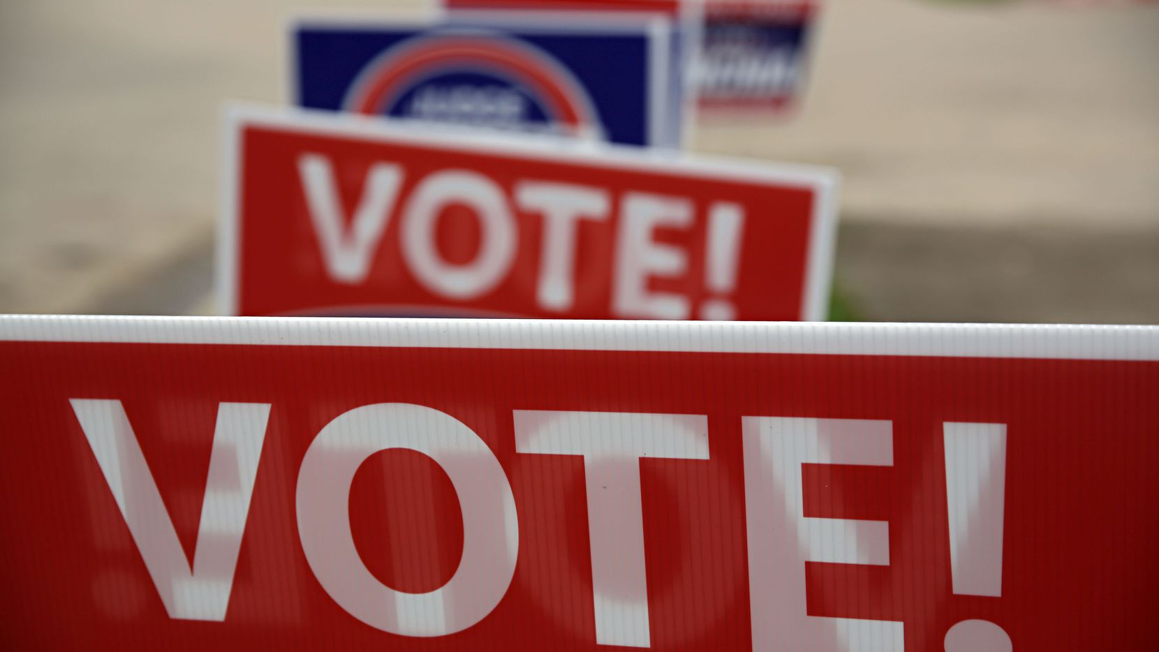 Texas felon who 'didn't even want to go vote' gets prison