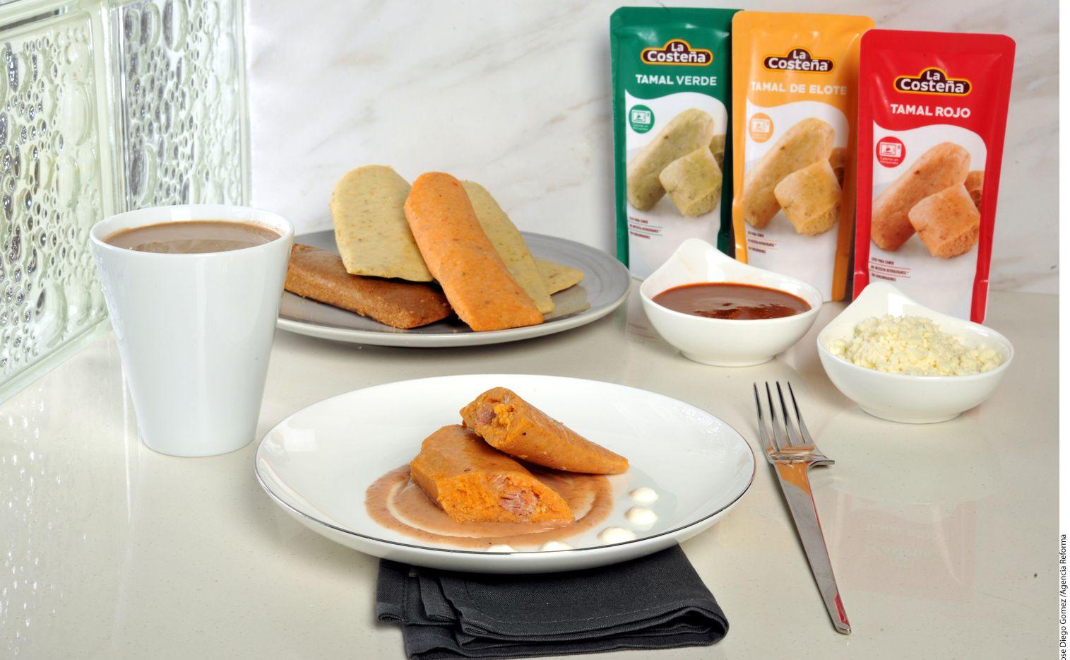 De México y Latinoamérica, existen tamales que cautivan al mundo entero por su forma, tamaño y sabor./ AGENCIA REFORMA