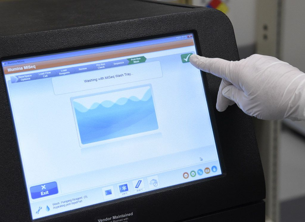 Next-generation sequencing allows scientists to sequence larger numbers of genes and has revolutionized the field of genomics over the past decade.