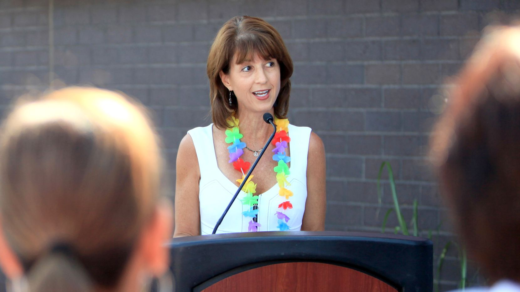 Mayor Laura Maczka, running unopposed in the May 9 election, says she will continue to serve until the election but won't be sworn in for her second term.