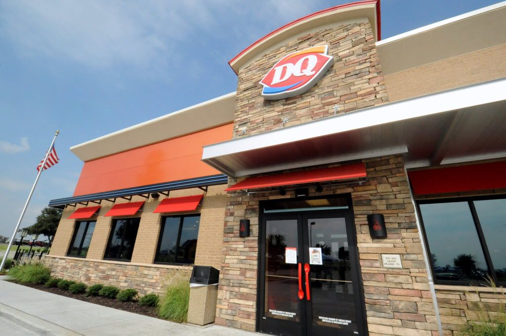 A new Dairy Queen has opened in Dallas, in place of a Chicken Express. It finally opened on Nov. 28, 2018.