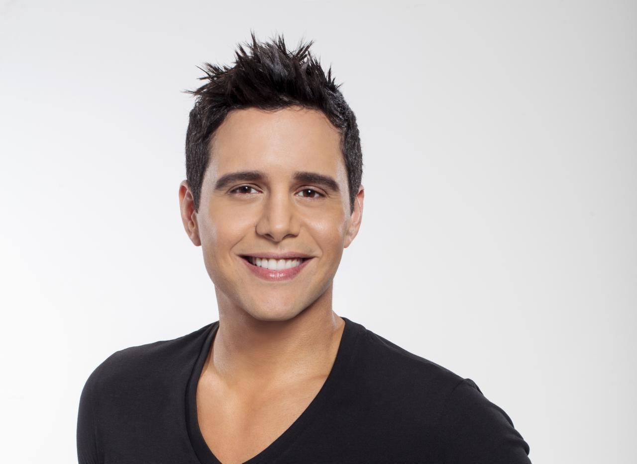 Alejandro Chabán, presentador de Univision.(CORTESÍA)