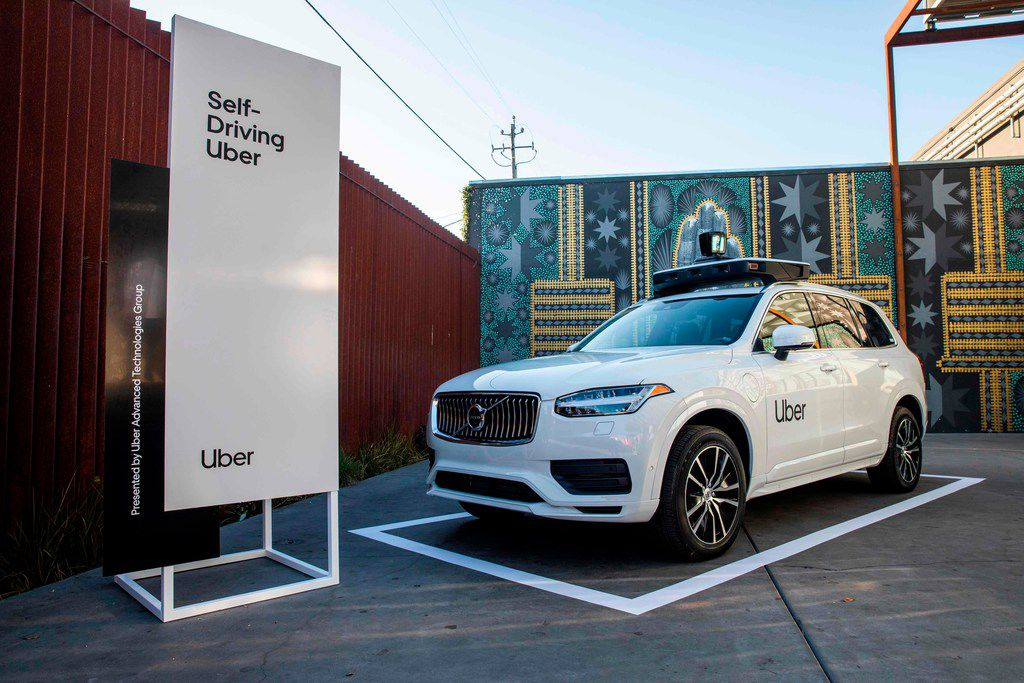 Starting this November, Uber will map streets in downtown Dallas and decide whether to test self-driving cars in the city.