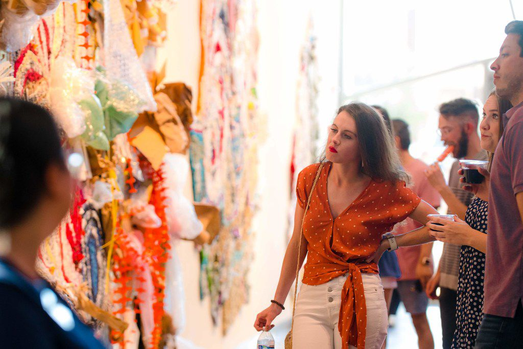 Lubbock can be as much cultural as it is cowpoke with attractions like the First Friday Art Trail, a free, self-guided public art trail that guides you through the city's art stops.
