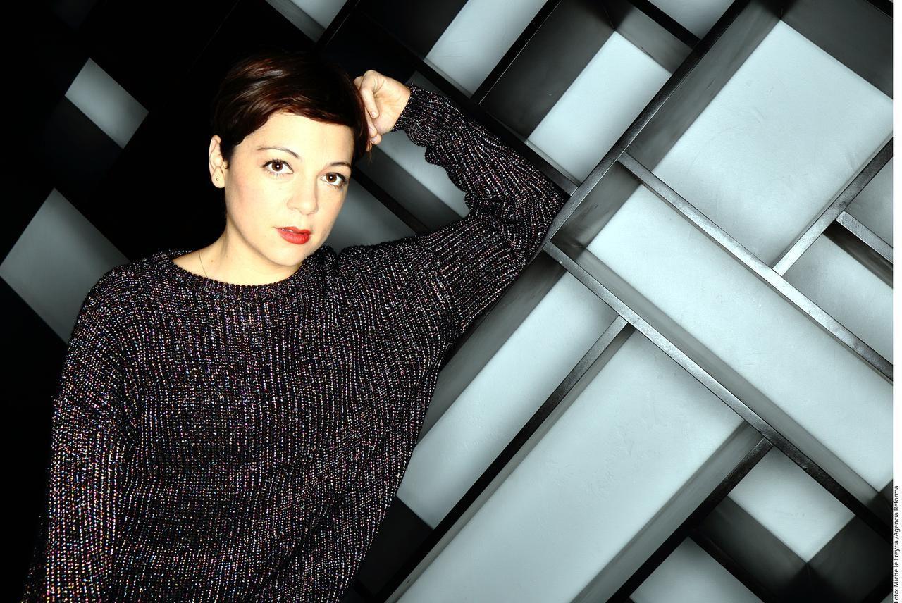 Natalia Lafourcade tiene cinco nominaciones al Latin Grammy.(AGENCIA REFORMA)