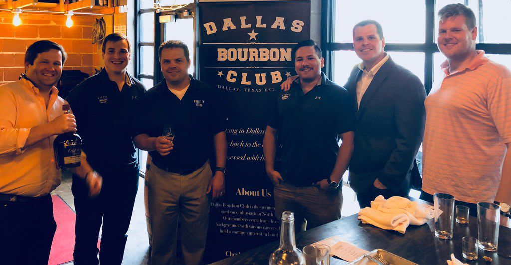 The Dallas Bourbon Club was founded in 2013, but didn't start hosting events until 2017. In June, the club became a nonprofit and associates a charitable cause with many of its events.
