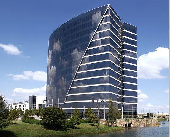 NTT Data has its U.S. headquarters in the Granite Park campus in Plano.