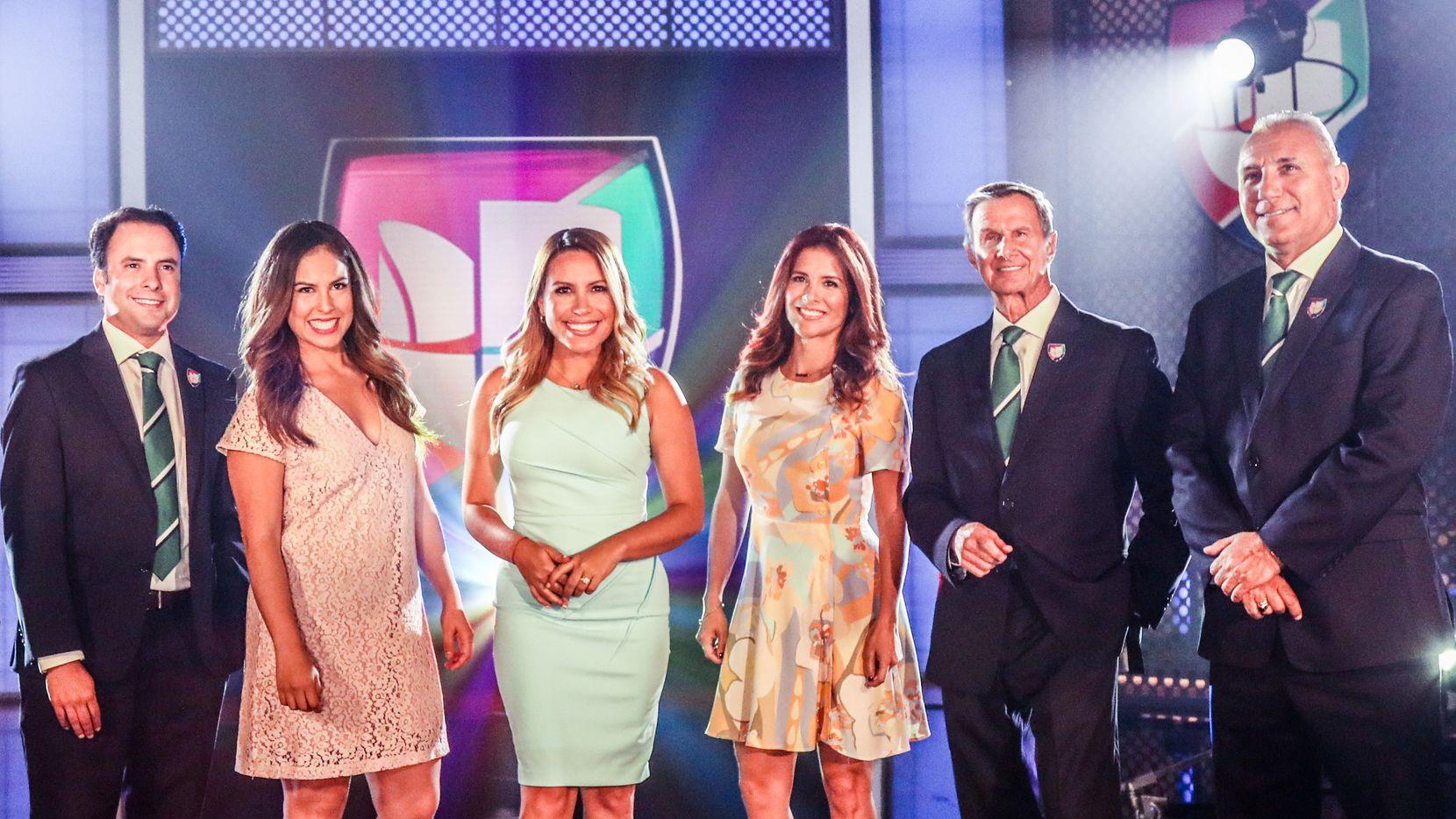 Univision Deportes ahora será TUDN.