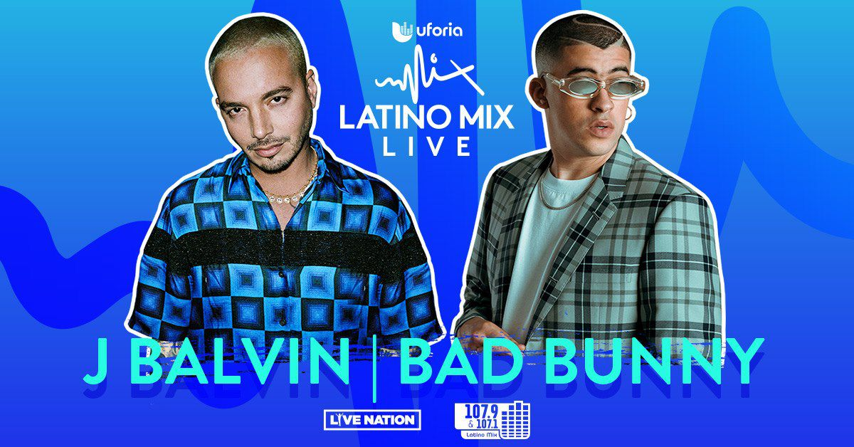 Latino Mix Live en Dallas