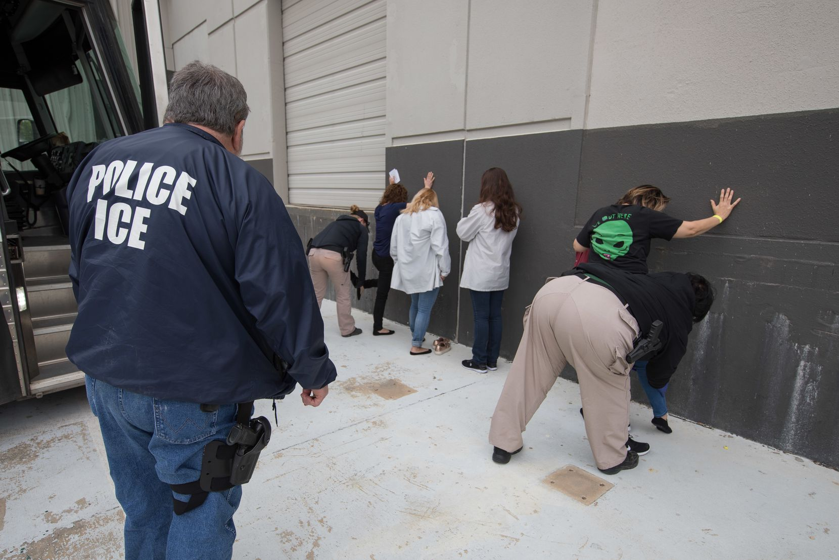 ALLEN, Texas — As part of an ongoing criminal investigation, special agents with U.S. Immigration and Customs Enforcement's (ICE) Homeland Security Investigations (HSI) executed criminal search warrants at CVE Technology Group Inc. (CVE), and four of CVE's staffing companies.