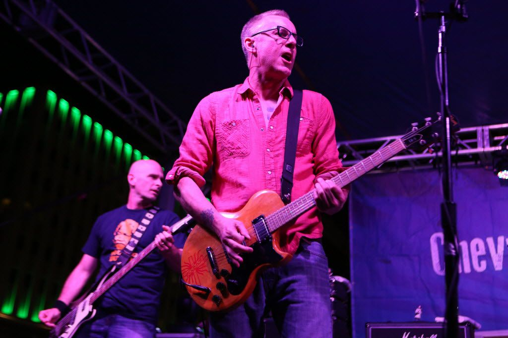 The Toadies, seen here performing in Dallas in 2014, will release their seventh studio album late this year and embark on a national tour.