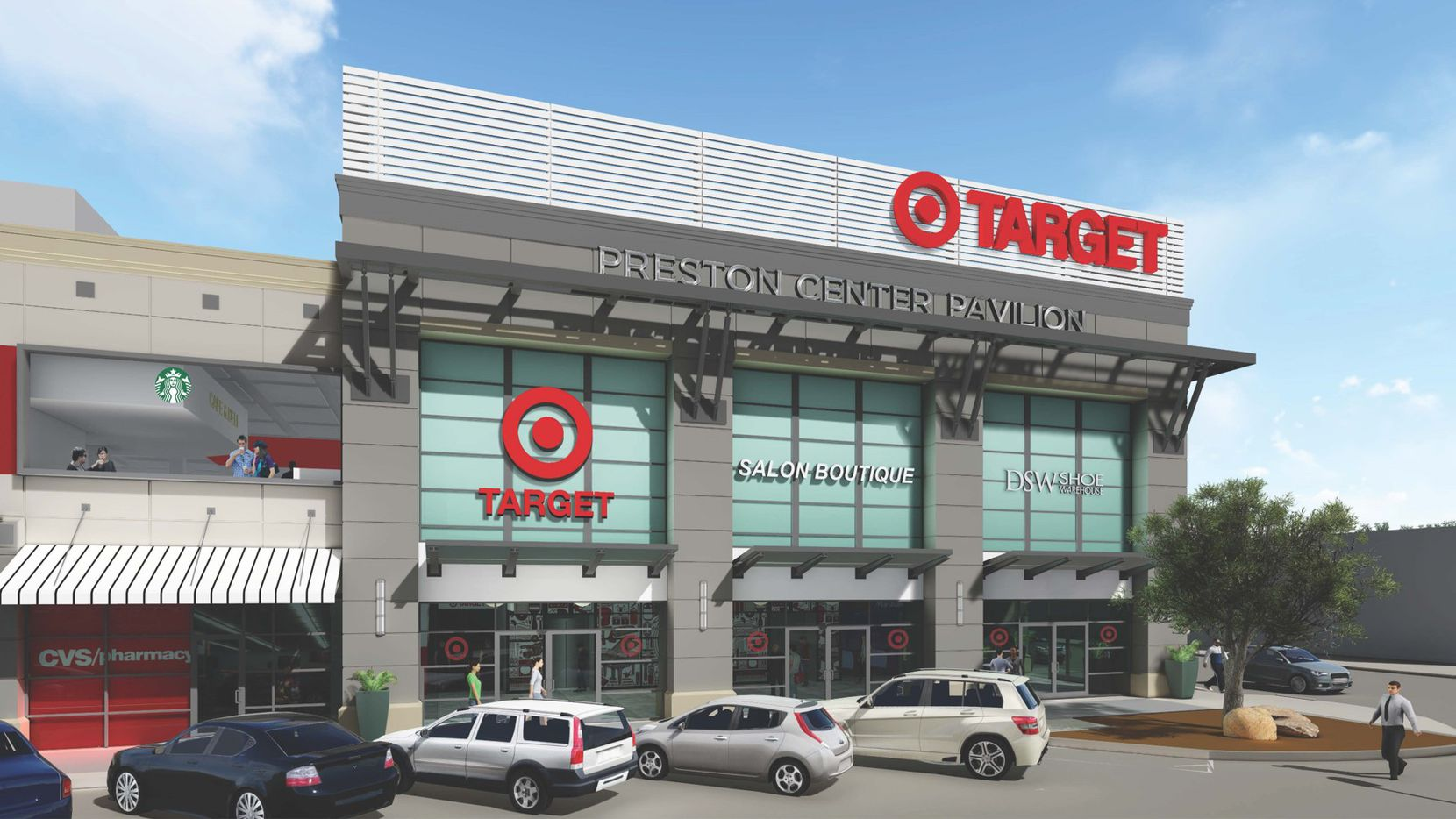 Target to open its first small-concept store in Dallas-Fort