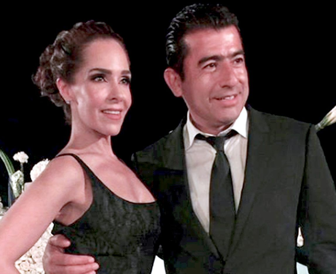 Uno de los presuntos autores del asesinato de Isaías Gómez, esposo de Sharis Cid (izq.), fue detenido el viernes en Guanajuato./ AGENCIA REFORMA