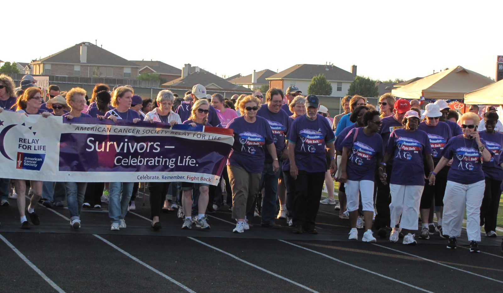 Relay for Life of Mesquite is registering teams. The event will be at 6 p.m. May 17 at Judge Frank Berry Middle School, 2675 Bear Drive.