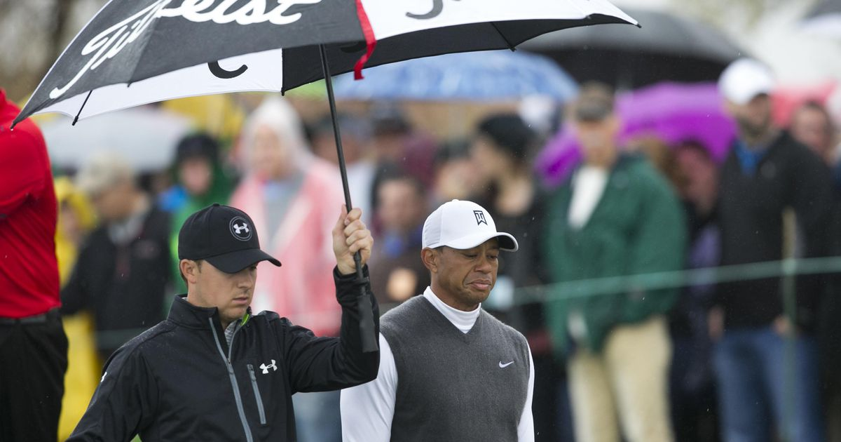No Presidents Cup for Jordan Spieth: Dallas native not among captain's picks made by Tiger Woods