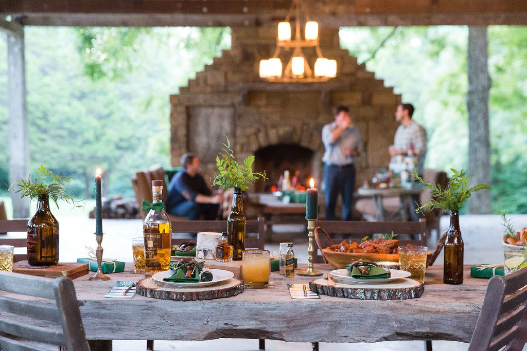 Courtney Whitmore hopes to help inspire hosts to get creative when planning their next party.