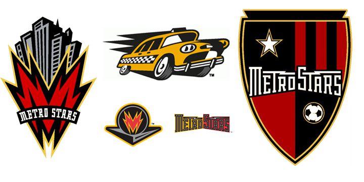 MetroStars logos