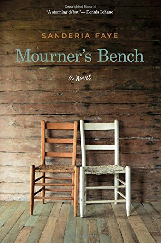 Mourner's Bench, by Sanderia Faye