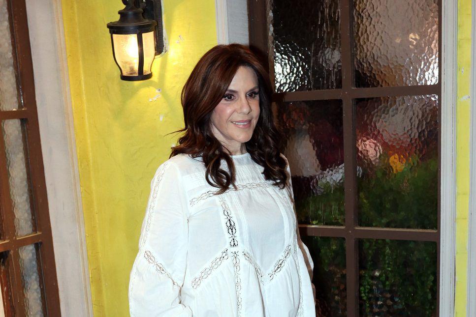 Rebecca Jones dejará de lado las maldades para hacer reír con su personaje de Margarita en la telenovela Doña Flor y sus Dos Maridos, que se estrenará el 25 de marzo en Televisa. (AGENCIA REFORMA)