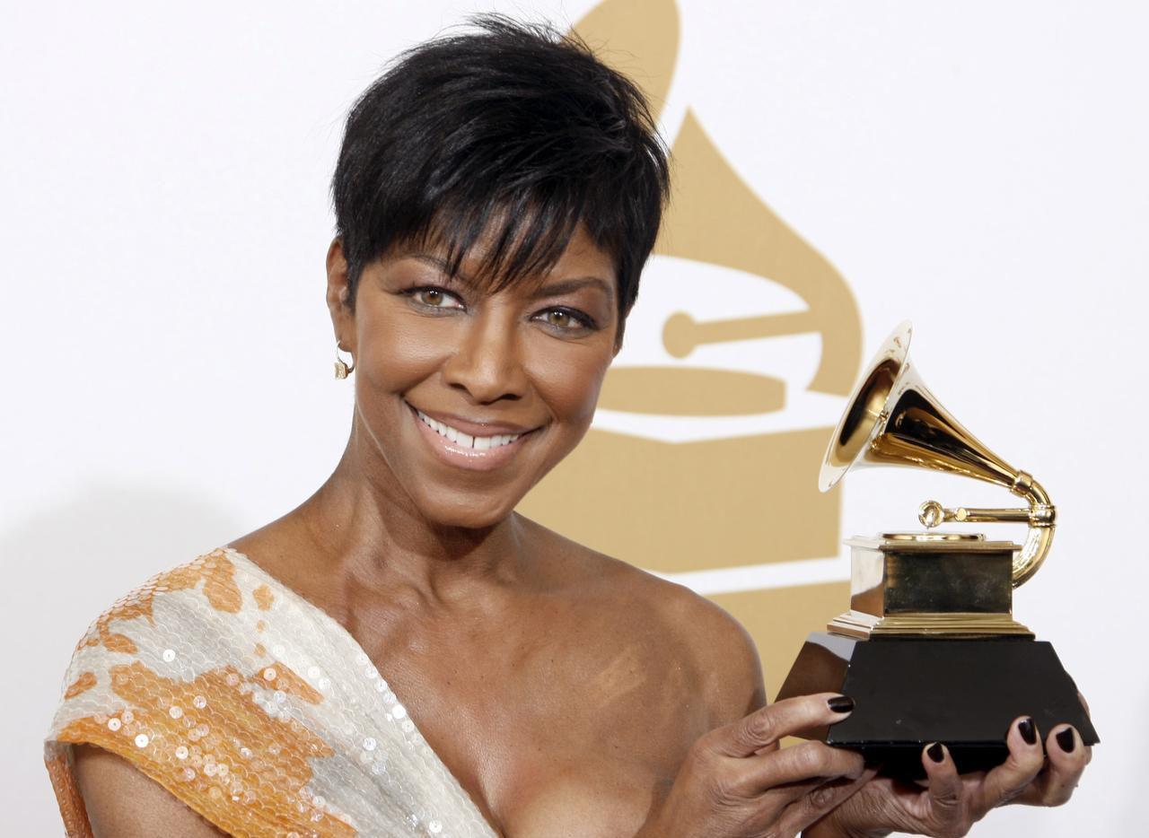 """Natalie Cole fue ganadora del Grammy en 1991 con el disco """"Unforgettable…with Love"""". (AP/MATT SAYLES)"""