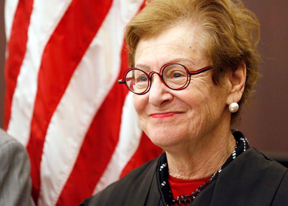 U.S. Chief District Judge Barbara Lynn