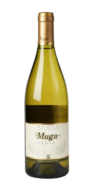 The Dallas Morning News Wine Panel on wines with Middle Eastern foods, photographed July 30, 2012. Muga 2010 Rioja Blanco