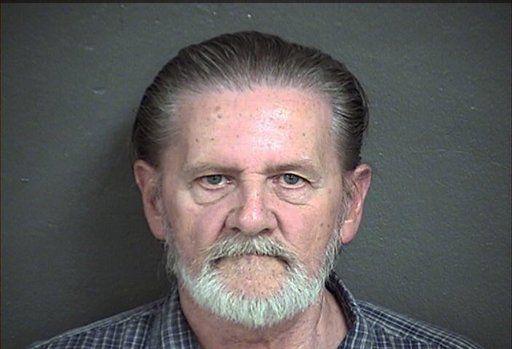 Lawrence Ripple   dice que prefiere la cárcel a vivir con su esposa./AP