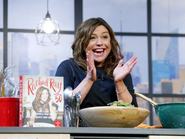 In conjunction with the release of Rachael Ray's new cookbook, the TV chef is launching virtual kitchens across the country. It's Uber Eats' first group of (invisible) celebrity restaurants.