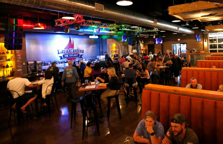 Lava Cantina proves that offering a quality live-music experience isn't enough. This new spot in The Colony also has a restaurant, a to-go stand with tacos and popsicles, and entertaining establishments within walking distance.