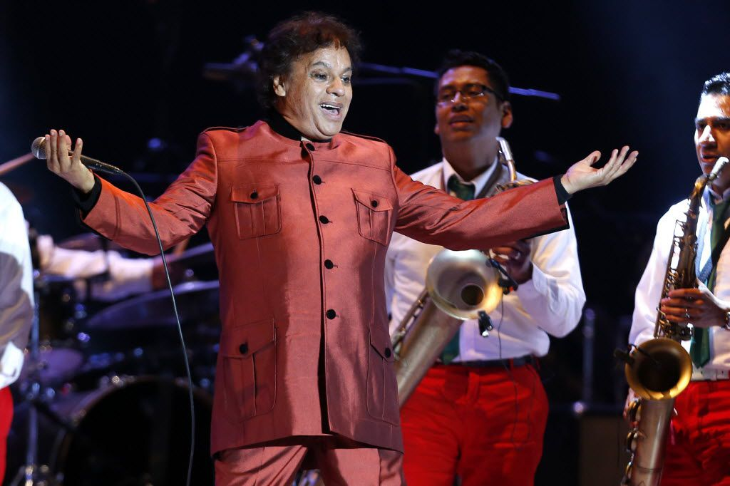 Mexican singer, composer and producer Alberto Aguilera Valadez, better known as Juan Gabriel, died Sunday in Santa Monica, Calif.