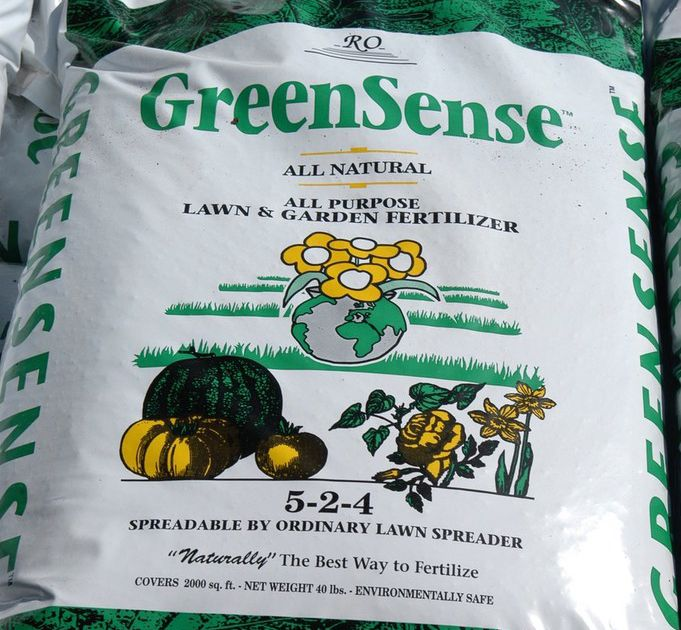 Want healthy soil this year? Feed it now with organic fertilizer