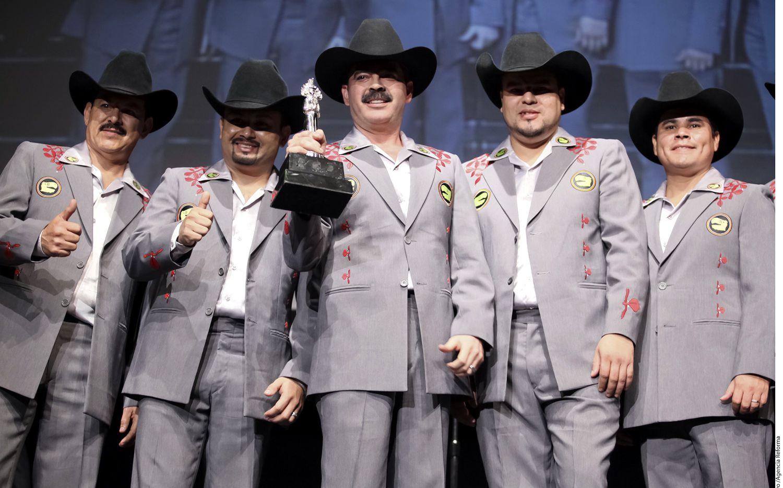 El Ayuntamiento de Tijuana canceló la participación del grupo musical Tucanes de Tijuana, debido a que las autoridades consideraron que los artistas hacen apología del delito./ AGENCIA REFORMA