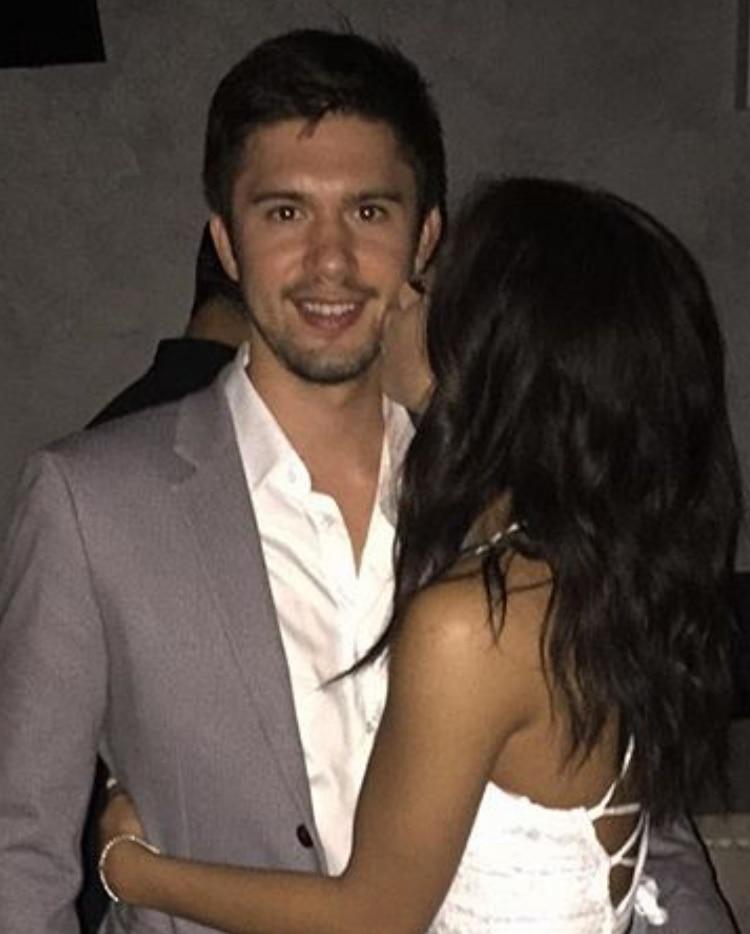 Roland Moreno and Jessica Sun