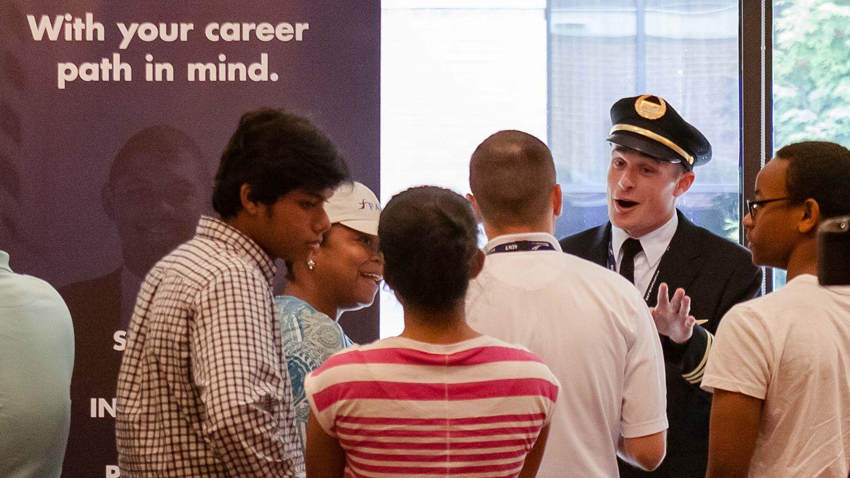 A Future & Active Pilot Advisors future pilot forum in Washington, D.C.