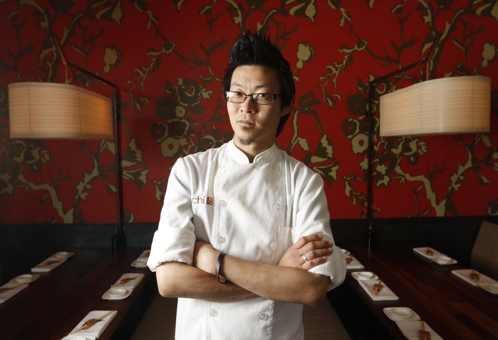 Matt Foreman, Uchi Dallas' head sushi chef