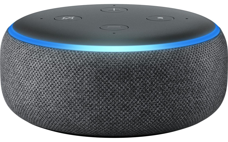 The Amazon Echo Dot (3rd generation)