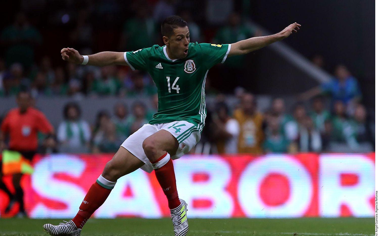El mexicano Javier Hernández y la selección llegan al Norte de Texas para amistoso con Ecuador /AGENCIA REFORMA