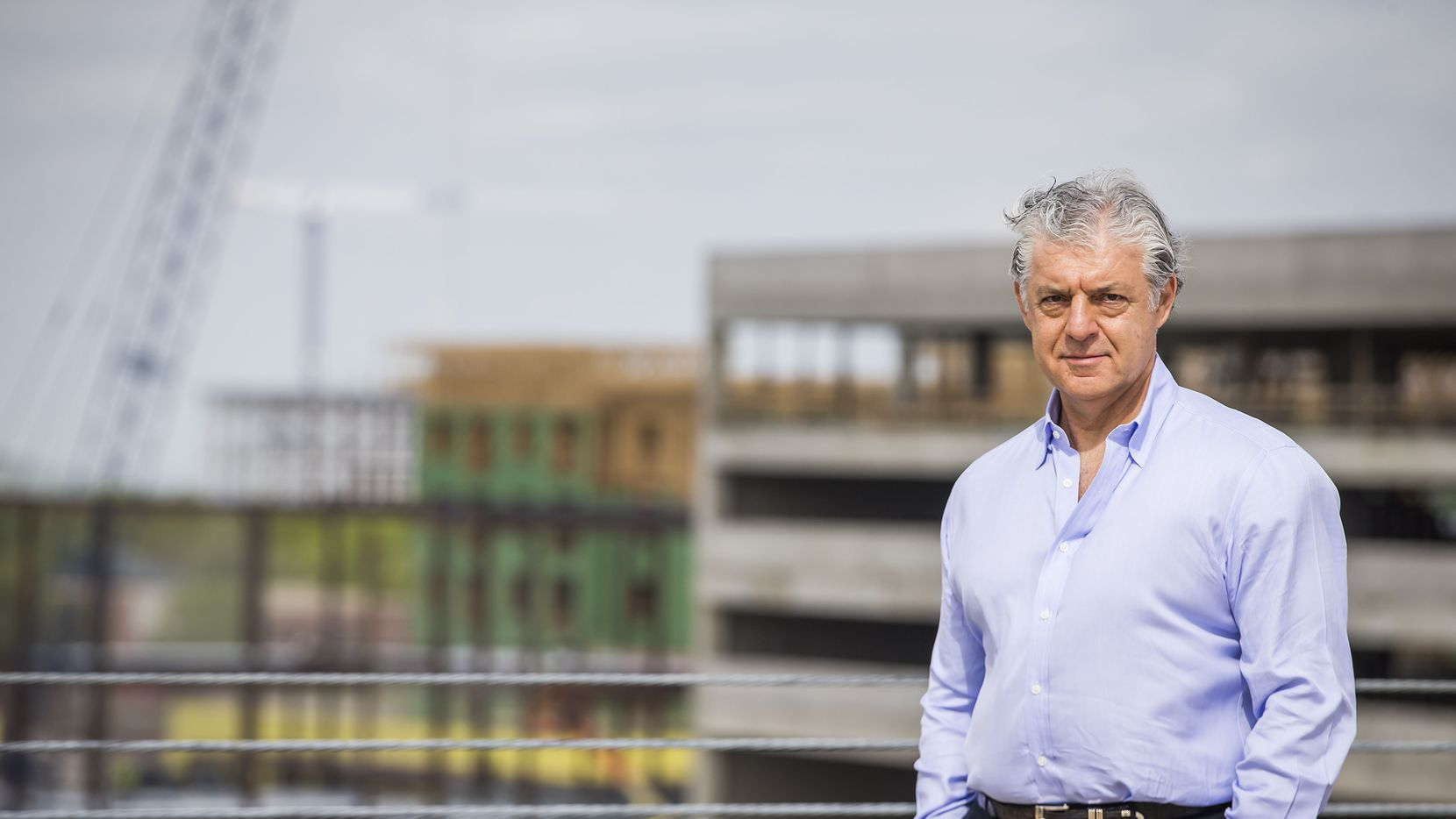 Developer Fehmi Karahan is finishing up work on his $3 billion Legacy West project in Plano and is headed to Frisco to work on an even bigger deal.