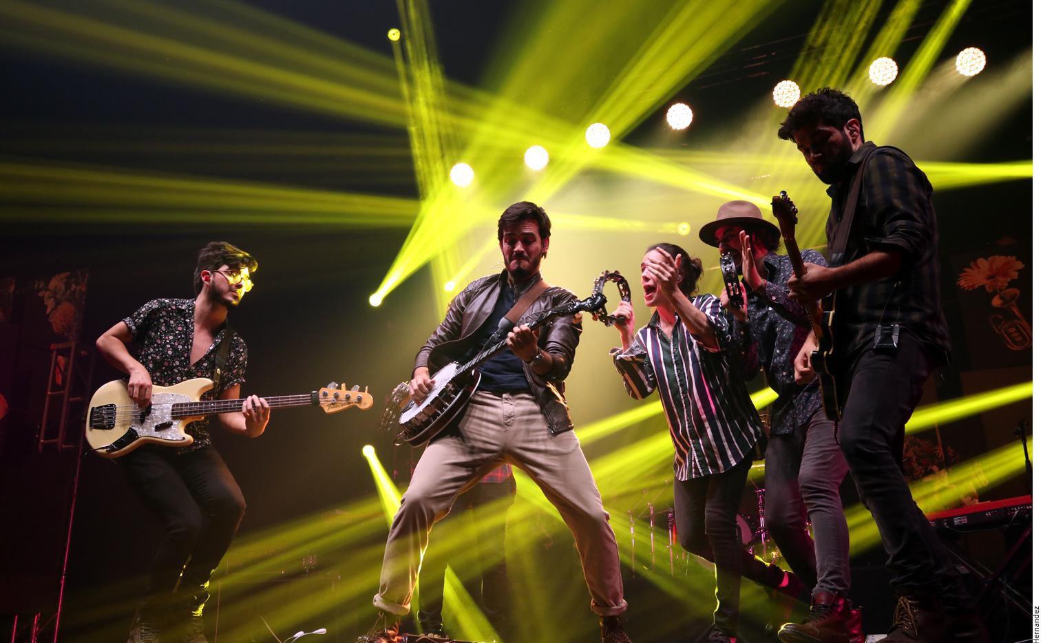Balas Perdidas es el nombre de la segunda producción musical de Morat.(AGENCIA REFORMA)