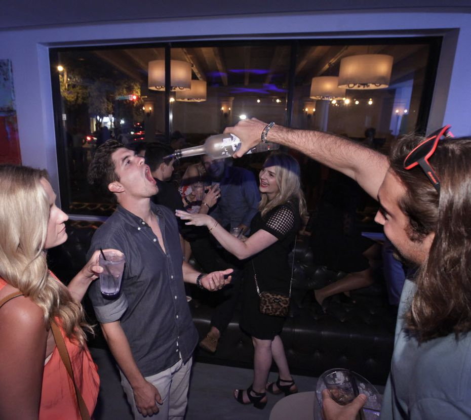"""TBD wants to be a """"restaurant first, entertainment destination second,"""" say its co-owners. To some, it's definitely a club."""