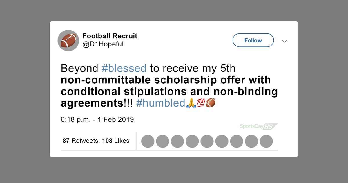 Inside the 'dirty' underbelly of college football's recruiting boom: from non-committable offers to non-binding promises