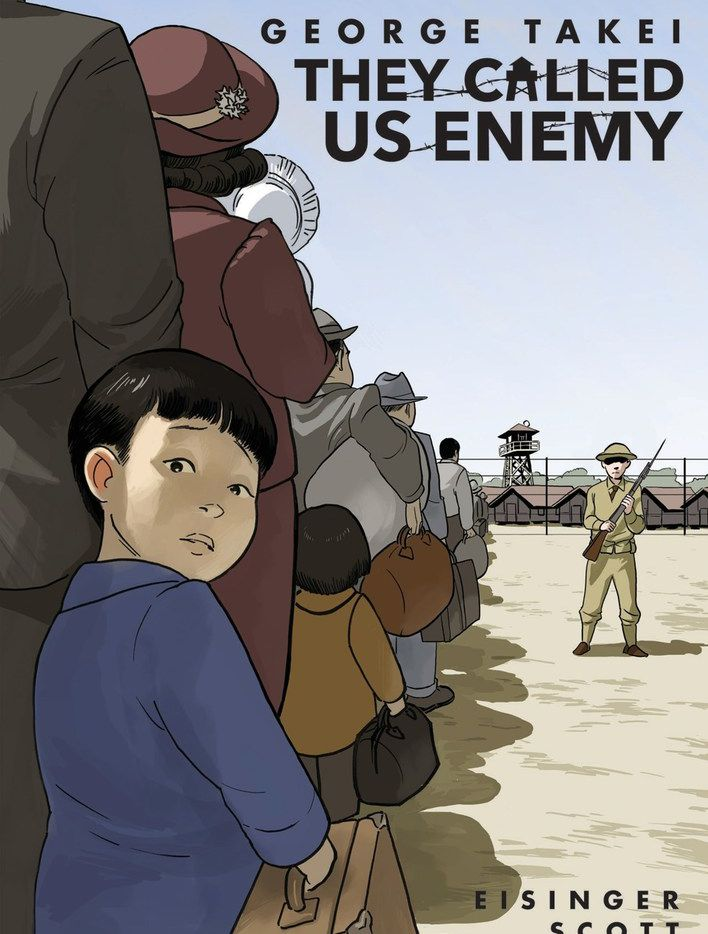 They Called Us Enemy recounts actor George Takei's time as a child in internment camps that were set up in the wake of the Japanese attack on Pearl Harbor.