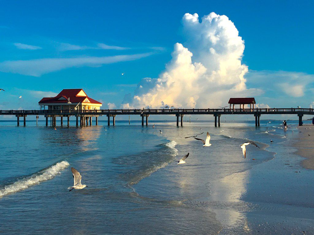 Clearwater Beach is considered one of the nation's best beaches.